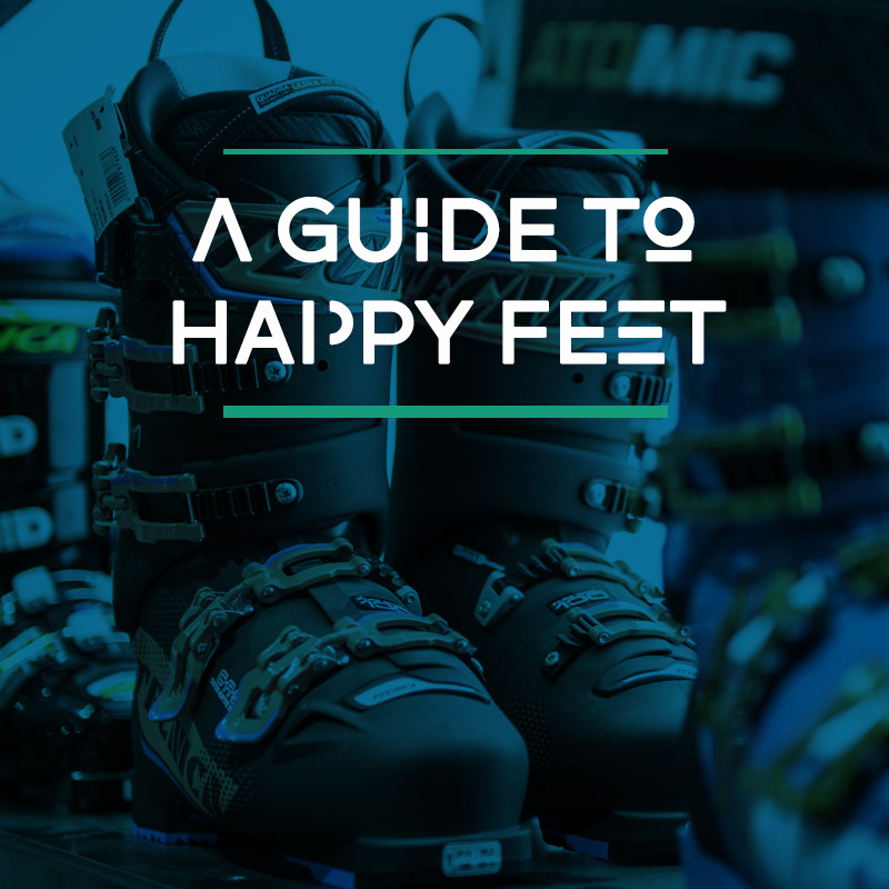 A Guide To Happy Feet!