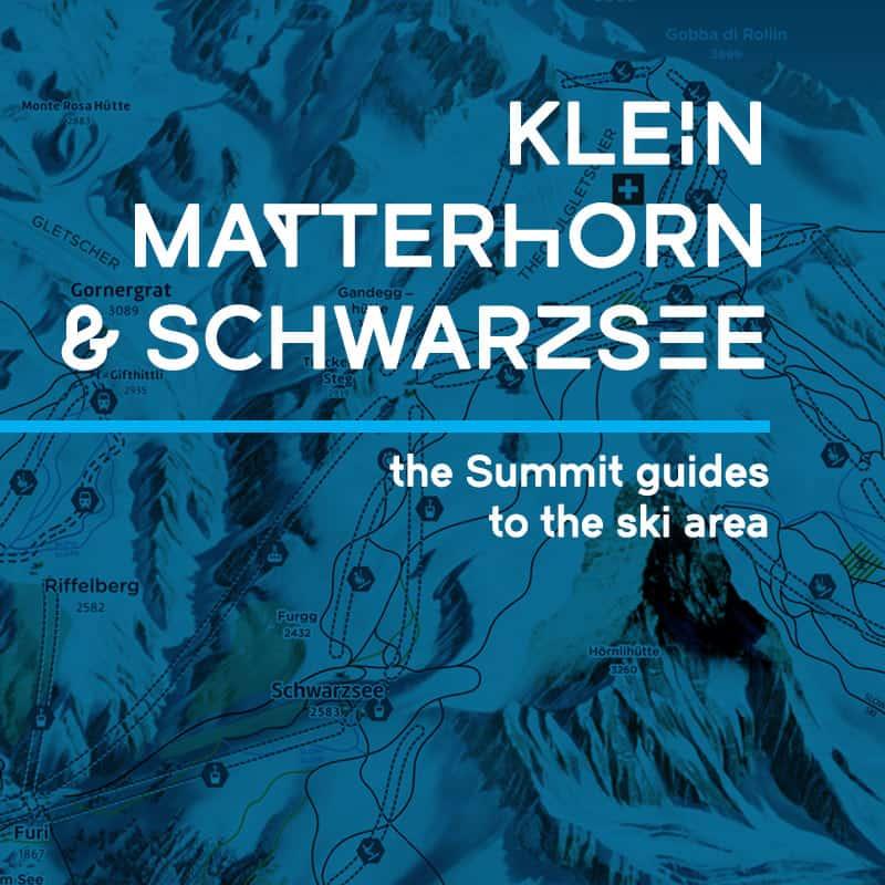 Klein Matterhorn and Schwarzsee